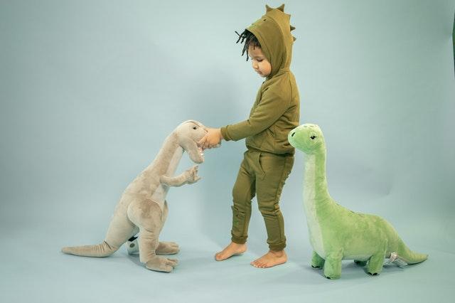 deguisement dinosaure